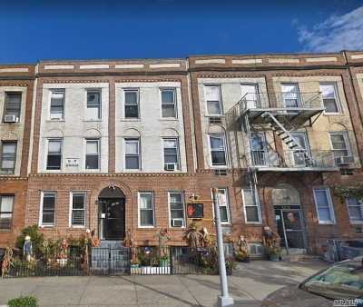 Queens County Commercial For Sale: 52-29 Skillman Ave