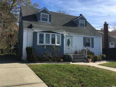 Westbury Single Family Home For Sale: 252 Brooklyn Ave