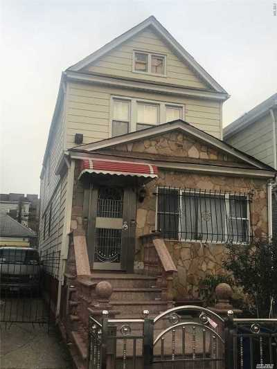 Elmhurst Multi Family Home For Sale: 42-59 78th St