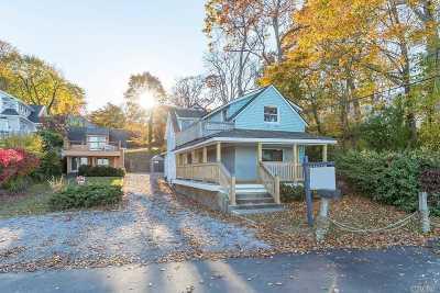 Huntington NY Single Family Home For Sale: $744,000