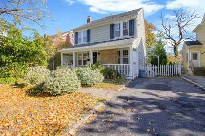 Oyster Bay Single Family Home For Sale: 13 Rush Pl
