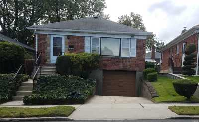 Bayside Single Family Home For Sale: 201-20 24th Ave