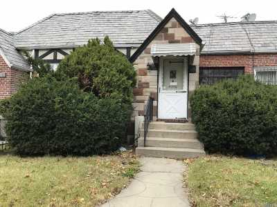 Single Family Home For Sale: 83-13 25 Ave