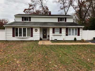 S. Setauket Single Family Home For Sale: 1 Cub Rd
