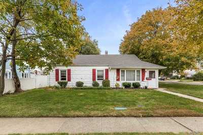 Bethpage Single Family Home For Sale: 7 Silber Ave