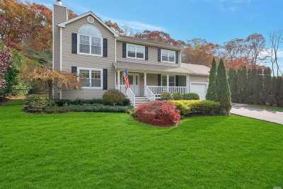 Smithtown Single Family Home For Sale: 91 Route 25a