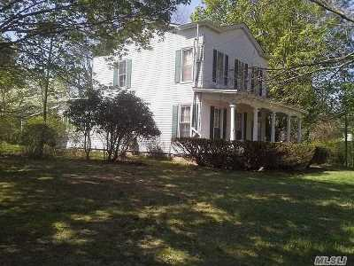 Setauket Single Family Home For Sale: 326 B Main St
