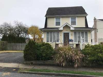 Copiague Single Family Home For Sale
