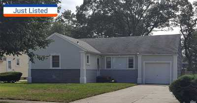 Freeport Single Family Home For Sale: 289 Randall Ave
