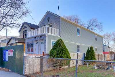 Jamaica Multi Family Home For Sale: 109-20 157th St