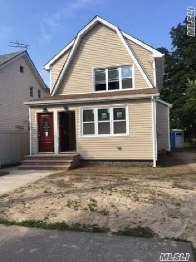 Jamaica Multi Family Home For Sale: 109-83 142nd St