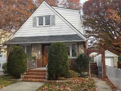 Flushing Single Family Home For Sale: 64-43 138 Street St