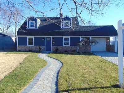 Levittown Single Family Home For Sale: 17 Elmtree Ln