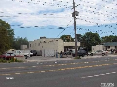 Bay Shore Commercial For Sale: 1669 5th Ave