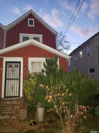 Jamaica Single Family Home For Sale: 117-26 202nd St