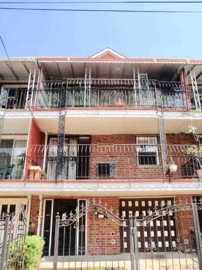 Corona Multi Family Home For Sale: 56-43 Van Cleef St