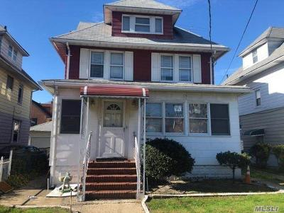 Flushing Single Family Home For Sale: 4236 158 St