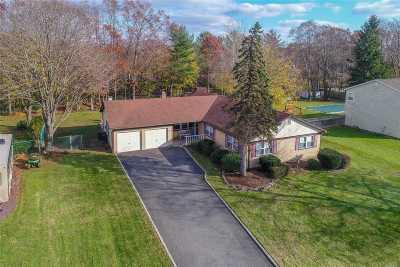 S. Setauket Single Family Home For Sale: 7 Lyndon Ln