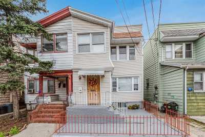 Woodhaven Multi Family Home For Sale: 91-65 85th St