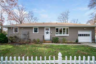 East Islip Single Family Home For Sale: 2 Taylor Ave