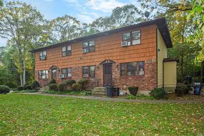 Huntington NY Multi Family Home For Sale: $600,000