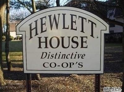Hewlett Co-op For Sale: 1341 Broadway #J-20