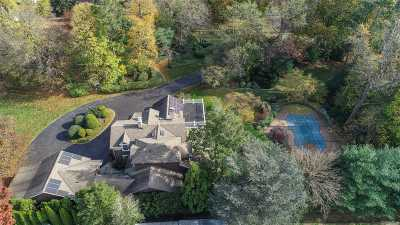 Old Westbury Single Family Home For Sale: 17 I.u. Willets Rd