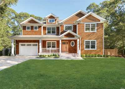 East Hampton Single Family Home For Sale: 172 Springy Banks Rd Rd