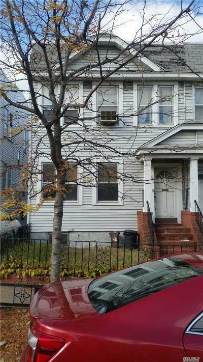 Woodside Single Family Home For Sale: 39-40 64th St