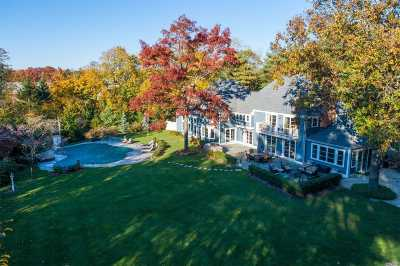 Locust Valley Single Family Home For Sale: 12 Cherrywood Rd