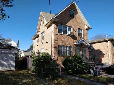 Flushing Multi Family Home For Sale: 34-22 149th Pl