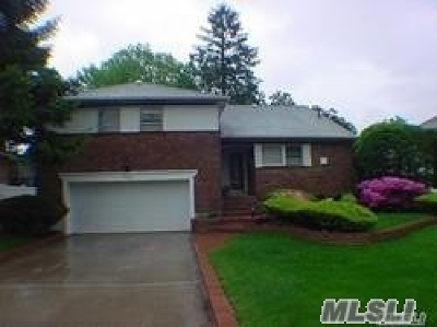 Westbury Single Family Home For Sale: 614 Blair Dr