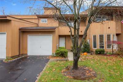 Hauppauge NY Condo/Townhouse For Sale: $459,000