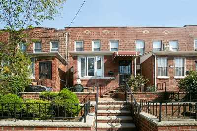 Astoria Single Family Home For Sale: 21-49 38th St