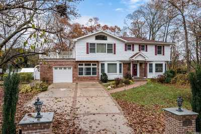 Smithtown Single Family Home For Sale: 15 Albatross Ln