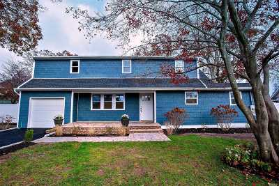 Patchogue Single Family Home For Sale: 15 Shore Rd