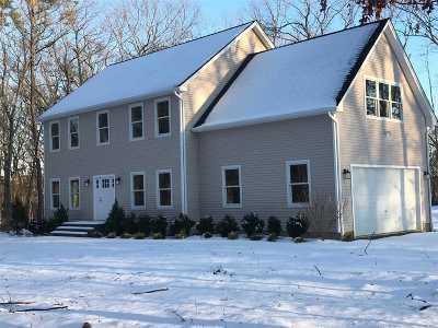 Calverton Single Family Home For Sale: 84 Penny Dr