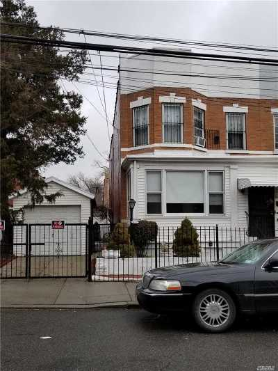 Corona Multi Family Home For Sale: 34-13/13a 110th St