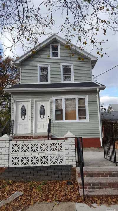 Jamaica Multi Family Home For Sale: 164-61 109th Ave