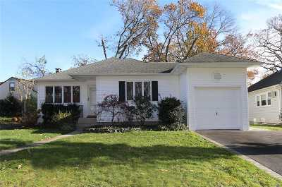 N. Bellmore Single Family Home For Sale: 1648 Dewey Ave