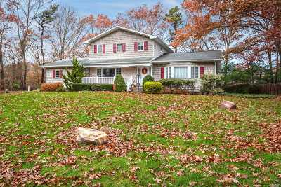Coram Single Family Home For Sale: 213 Pine Rd
