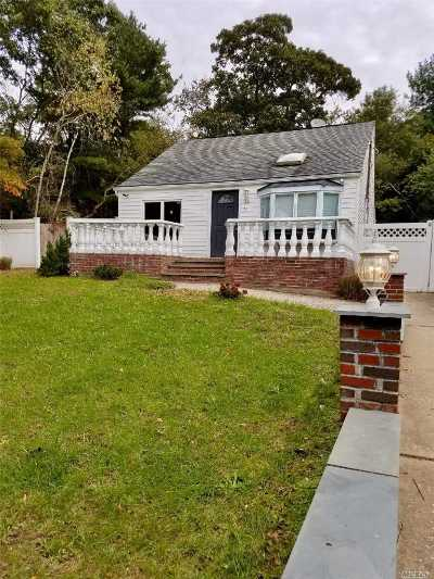 Farmingville NY Single Family Home For Sale: $263,900