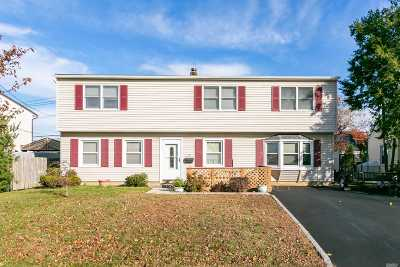 Levittown Single Family Home For Sale: 15 Butternut Ln