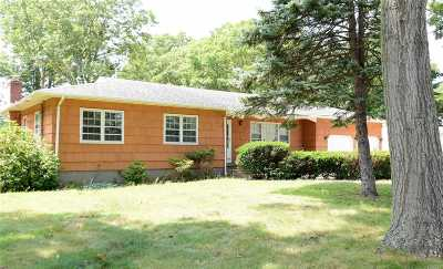 Ronkonkoma Single Family Home For Sale: 2240 Ocean Ave