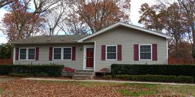 Pt.jefferson Sta Single Family Home For Sale: 43 Junard Blvd