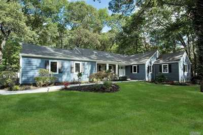 Dix Hills Single Family Home For Sale: 4 Knox Pl