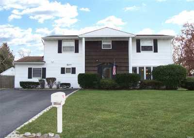 Centereach Single Family Home For Sale: 12 Shamrock Ln