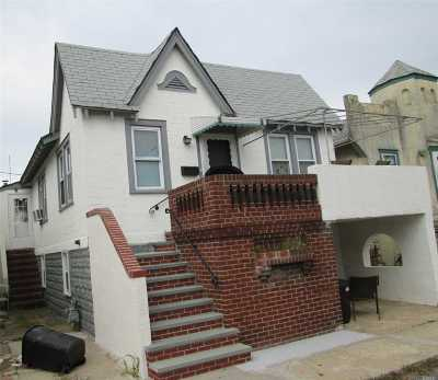 Long Beach NY Single Family Home For Sale: $475,000