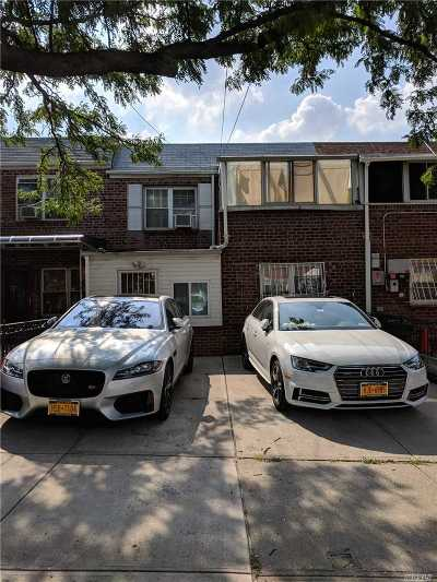 Flushing Single Family Home For Sale: 25-16 College Point Blvd