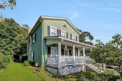 Port Jefferson Single Family Home For Sale: 106 Division St
